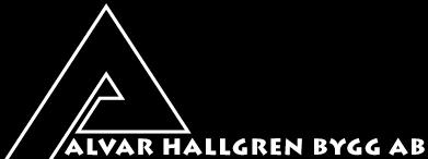 Alvar Hallgren Bygg AB